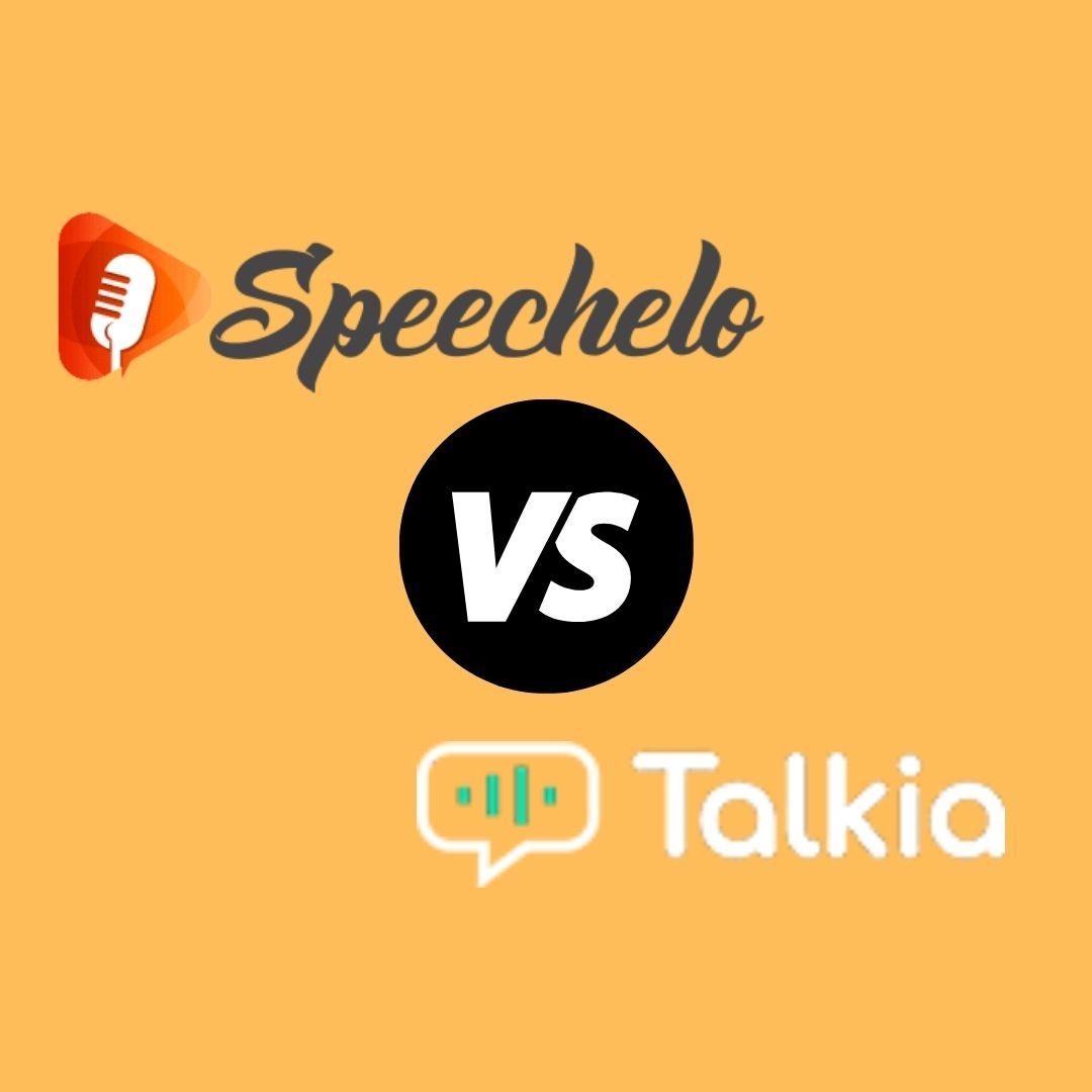 talkia vs speechelo